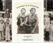 Growing Up in Pensacola by Charlie Davis